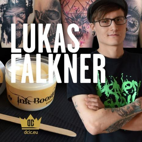 Lukas Falkner recommends Ink Booster and Ink Protector.
